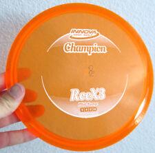 Rocx3 - Stock Run - Champion - Innova- 180g - Orange Plus White + Bonus