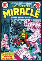 Mister Miracle #14, July 1973, $0.20 - DC Comics - FN/VF
