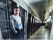 Photo Prison Break autographe signé par Wentworth Miller Michael Scofield COA