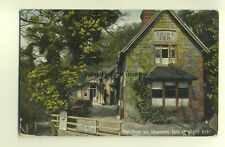 h0466 - The Chine Inn , Old Village , Shanklin , Isle of Wight - postcard