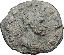 CLAUDIUS II Gothicus Ancient Roman Coin Mars War Possibly Unpublished  i29939
