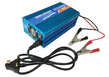 12V 30A Leisure Battery Charger Caravan Campervan Motorhome Marine Boat