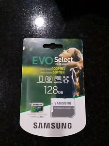 SAMSUNG EVO MB-ME128H W/ SD ADAPTER 128GB