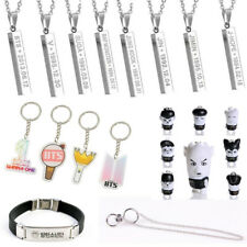 Bangtan Boys BTS JUNGKOOK V JHOPE JIN JIMIN SUGA RAP MONSTER Steel NECKLACE KPOP