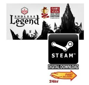 Endless Legend PC  Steam GLOBAL 100% SECURE **FAST DELIVERY**