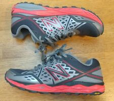 New Balance 1210 v2 Trail Running Training Shoes Sneakers Gray Red Womens 11