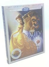 Beauty and the Beast (Blu-ray+DVD+Digital HD, 2016; Signature Collection) NEW