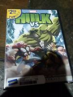Hulk Vs. - DVD - WITH CASE and FREE SHIPPING
