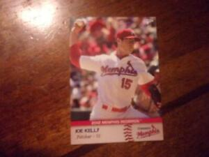 2012 MEMPHIS REDBIRDS Multi Ad Single Cards YOU PICK FROM LIST $1 to $3 each OBO