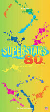 Superstars of the 80s by Various Artists (Greatest Hits) CD 3 Discs, no cases