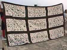 12x8 feet embroidery wall panel Indian handicraft event