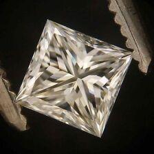GIA Cert 0.46ct Princess cut Diamond H VS1