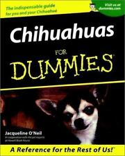 Chihuahuas For Dummies, O'Neil, Jacqueline, Good Book