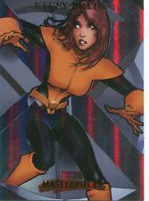 Marvel Masterpieces 2007 Fleer Foil Parallel Base Card #47 Kitty Pryde