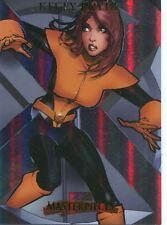 Marvel Masterpieces 2007 Fleer Foil Parallel Base Card #47 Kitty Pryde