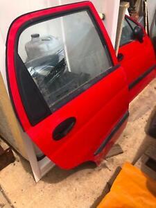 Daewoo   Matiz  doors