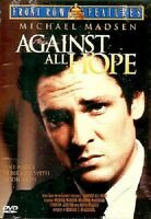 Against All Hope (DVD, 2001, Front Row Video, Inc)