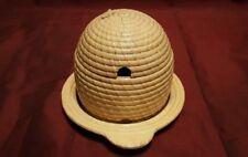 Rare Wedgwood Bee Hivehive Honey Pot - circa1830-40