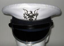USAF USAFA US Air Force Academy Cadet Service Dress Whites Hat Cap 7 or 56