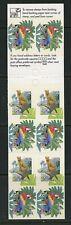 S656 Australia 1994 birds Macau Cheetah Die-Cut Booklet Pane Mnh