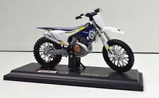 Husqvarna FC 450 Maßstab 1:18 Motorrad Modell von maisto