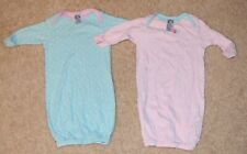 Gerber Girl's Size 0-3 Months Light Long Sleeved Sleep Sacks