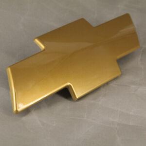 FIT CHEVROLET SILVERADO 1500 1999-2006 GRILLE EMBLEM FRONT GRILL GOLD BADGE