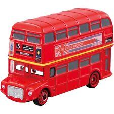 Takara Tomy Tomica Disney Cars C-39 London Bus Topper Dekkinton III