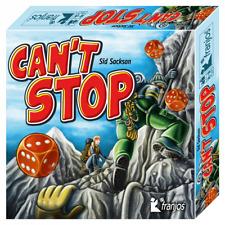 CAN'T STOP (DE) - Würfelspiel - Neuauflage 2020 - franjos Spieleverlag - ab 7