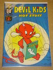 DEVIL KIDS STARRING HOT STUFF #4 VF (8.0) HARVEY COMICS JANUARY 1963