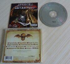 CD ALBUM AVENGED SEVENFOLD CITY OF EVIL 11 TITRES 2005