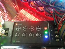 Wireless RF RGB 8-Keys Remote Controller | 30Amp. | SMD 5050 / 3528 LED Strip