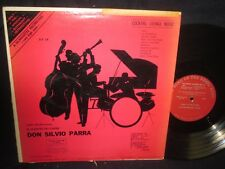 "Don Sylvio Parra El Maestro Del Caribe ""Cocktail Lounge Music"" LP"