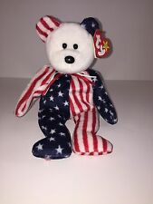 Ty Beanie Baby Spangle 1999 Retired P.E. Pellets