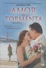 DVD - Un Amor En La Tormenta NEW Safe Harbour Danielle Steel FAST SHIPPING !