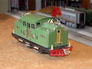 Beautifully RESTORED 1924 original LIONEL Locomotive # 318 Standard Gauge engine