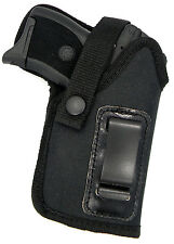 Square IWB AIWB OWB Belt Slide or Clip-On Holster - SPRINGFIELD XDS with LASER