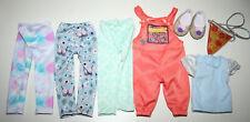 "Glitter Girls Doll 14"" Doll Shirt Pants Shoes Clothes Lot"