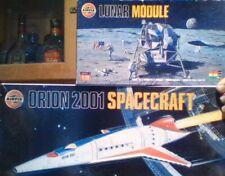 774 Airfix Lunar Module 1:72 & Orion 2001 Spacecraft 1:144