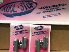 NOS Vintage KOOL STOP Continental  BMX brake Pads (4) Grey