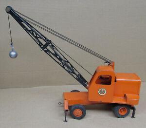 DOEPKE MODEL TOYS Unit  Ball Crane Vintage Toy COMPLETE