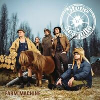 STEVE 'N' SEAGULLS - FARM MACHINE  CD NEW