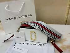 Marc Jacobs Logo Strap Snapshot Camera Bag, Small - MultiColor
