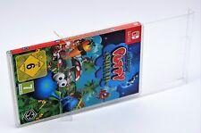 1 x Klarsicht Schutzhülle für Nintendo Switch 0,3 mm dicke
