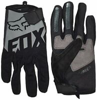 2020 Fox Racing Ranger Gloves Racing Mountain Bike BMX MTX MTB Gloves BLACK/GREY