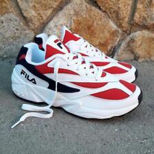 FILA VENOM 94 LOW sneakers uomo scarpe da ginnastica Bianco/Rosso/Blu max sconto
