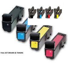 FULL SET HP CP6015/CM6030/CM6040/824A,CB380A-CB387A DRUM AND TONERS UNITS
