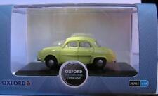 1/76 Renault Dauphine Yellow Oxford Diecast Swansea Wales