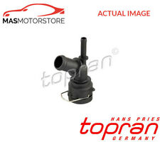 COOLANT FLANGE / PIPE TOPRAN 110 724 I NEW OE REPLACEMENT