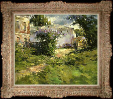 """Hand-painted Original Oil painting art knife Landscapes  On Canvas 20""""x24"""""""